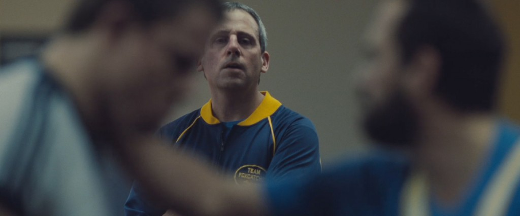 Foxcatcher Carell
