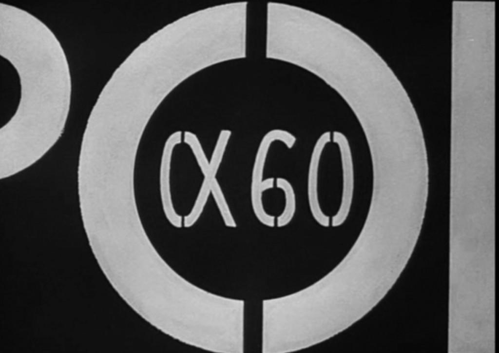 Alphaville: une étrange aventure de Lemmy Caution von Jean-Luc Godard