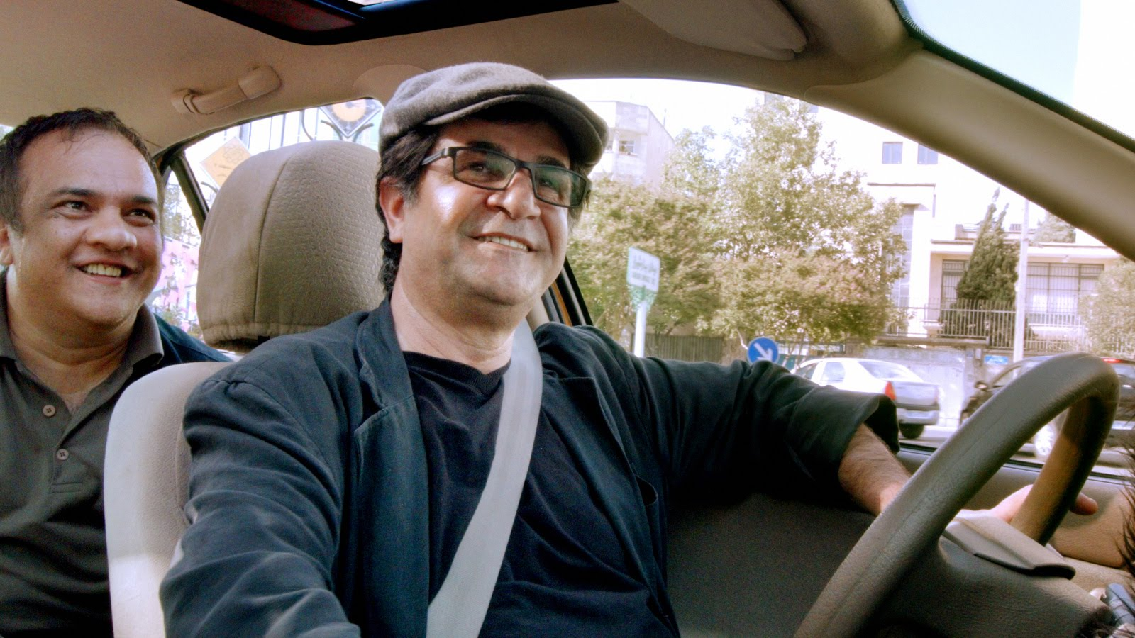 Taxi von Jafar Panahi