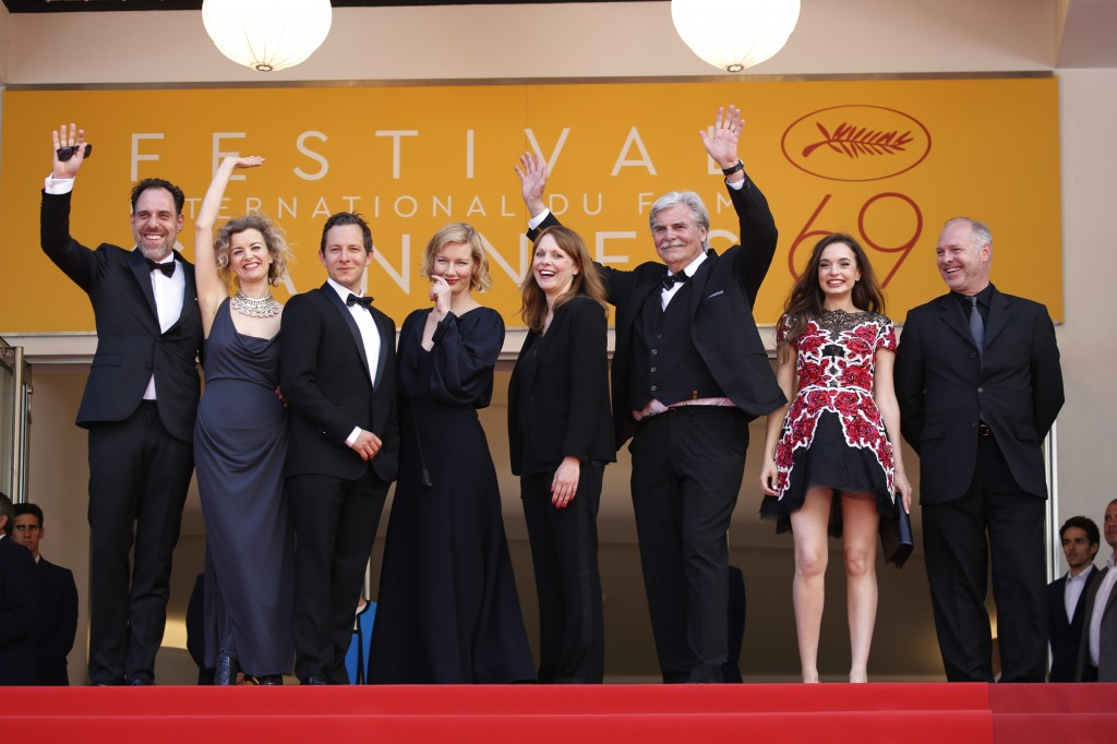 'Toni Erdmann' premiere - 69th Cannes Film Festival