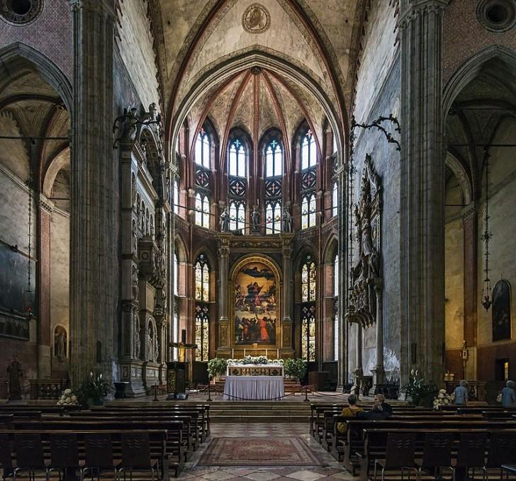 Santa Maria Gloriosa dei Frari in Venedig