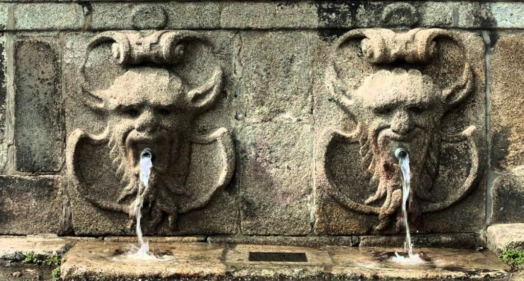 Chafariz das Virtudes von Manoel de Oliveira
