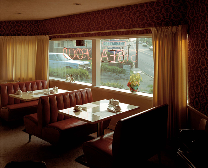 Sugar Bowl Restaurant von Stephen Shore