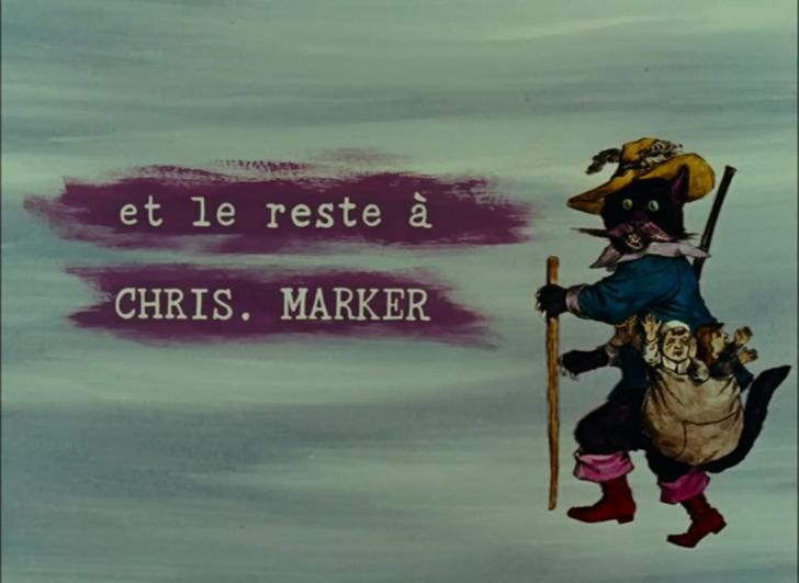 Lettre de Sibérie von Chris Marker