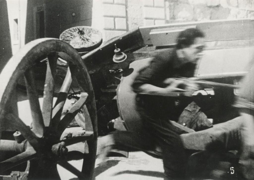 L'Espoir von André Malraux (© Österreichisches Filmmuseum)