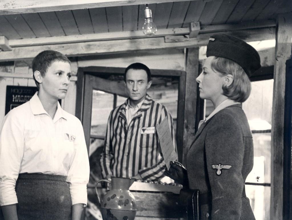 Pasażerka von Andrzej Munk (© Österreichisches Filmmuseum)