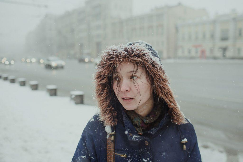 Ayka von Sergey Dvortsevoy - ©Kodak