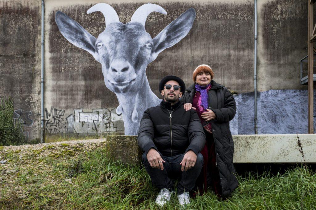 Visages Villages von Agnès Varda und JR