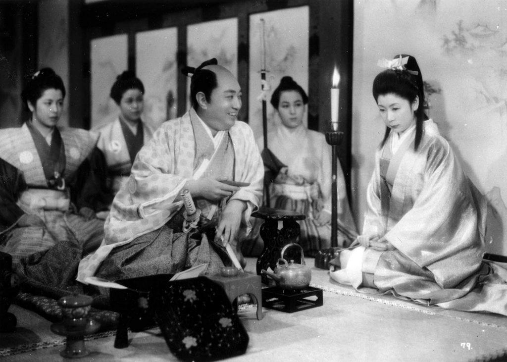 The Life of Oharu von Kenji Mizoguchi