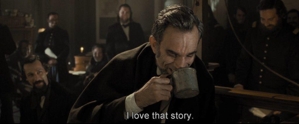 Lincoln von Steven Spielberg